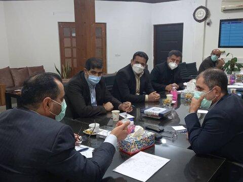 محمودآباد׀ نشست تخصصی  بررسی راهکارهای کنترل و کاهش طلاق در شهرستان محمودآباد