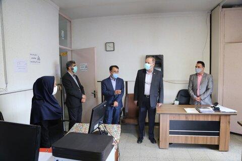 دیدار مدیرکل بهزیستی مازندران با کارکنان شهرستان بابل