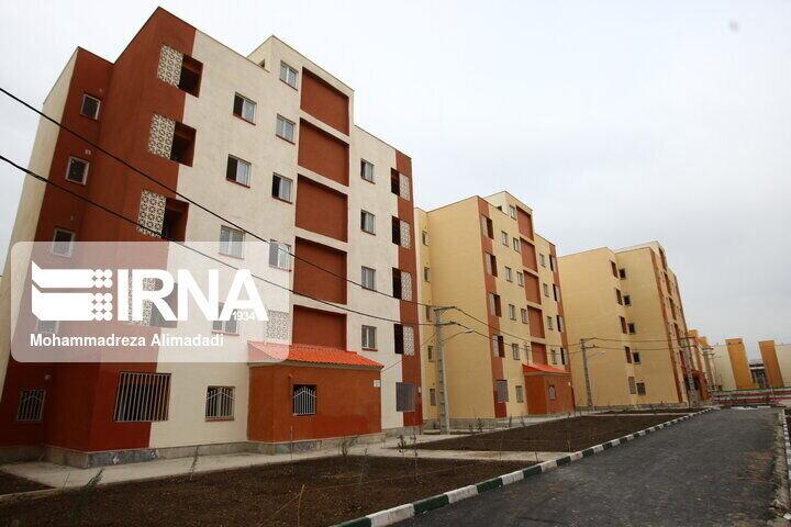 ۱۱۰ واحد مسکونی به مددجویان بهزیستی کرمان واگذار شد
