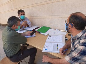 جلسه کمیسیون تعیین و نوع شدت معلولیت مددجویان تحت حمایت اداراتبهزیستی