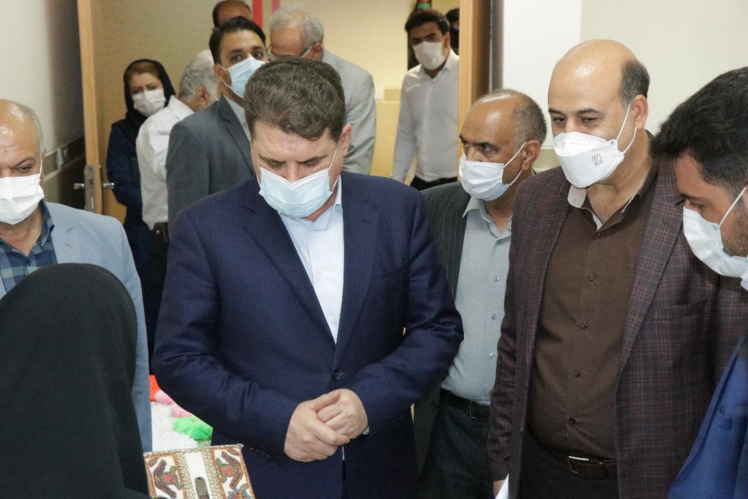 بازدید استاندار کرمان از پروژههای بهزیستی