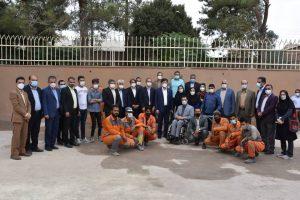 با حضور مسئولین استانی اولین فرهنگسرای افراد دارای معلولیت در کرمان افتتاح شد