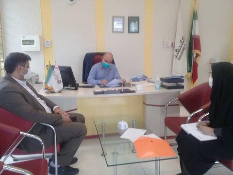 گرگان | ۹۰ پرونده اشتغالزایی مددجویان به بانک های گرگان معرفی شد