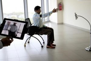 توانبخشی از راه دور برای معلولان ممکن شد