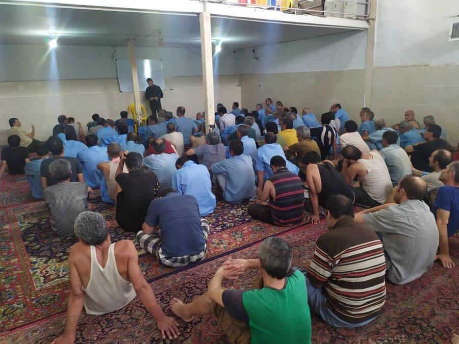 پاکدشت| برگزاری کارگاه آموزشی در مراکز اقامتی میان مدت