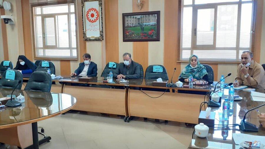 جلسه تدوین و هماهنگی برنامههای بهزیستی استان اصفهان برگزار شد