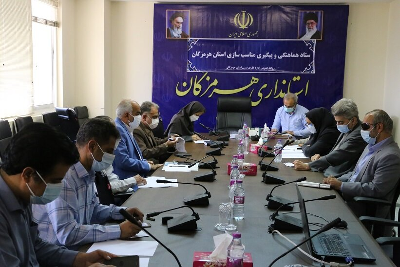 برگزاری اولین جلسه ستاد هماهنگی و پیگیری مناسب سازی اماکن و معابر استان هرمزگان