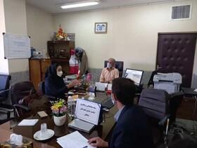 دهاقان| دومین جلسه ستاد هماهنگی و پیگیری مناسب سازی