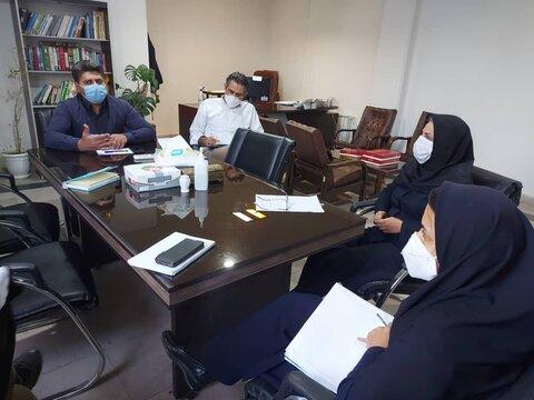 ملارد| تشکیل جلسه کارگروه اشتغال