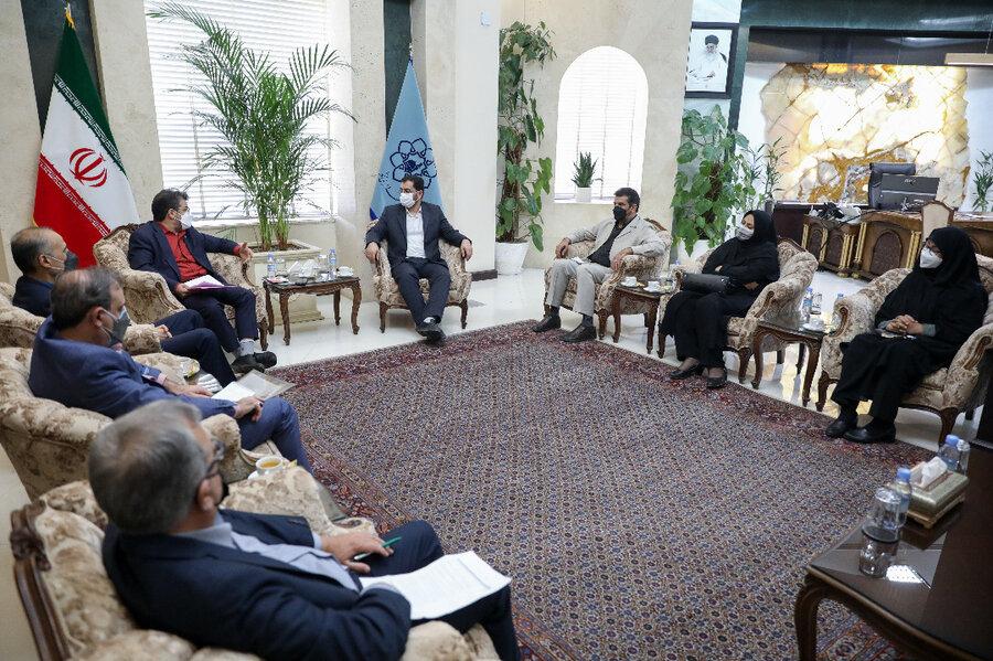 شهردار مشهد: صد در صد در خدمت بهزیستی هستیم