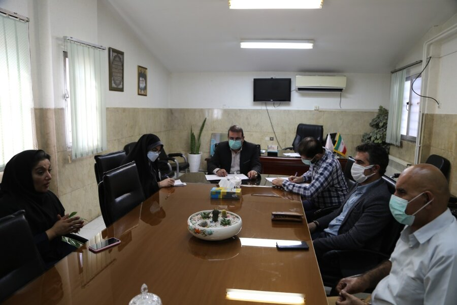 نشست هماهنگی ستاد بزرگداشت هفته ناشنوایان بهزیستی مازندران برگزار شد