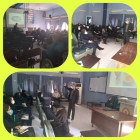 شیراز | برگزاری جلسه مناسب سازی ویژه مددکاران و مسئولین مراکز مثبت زندگی