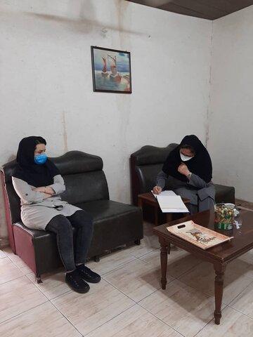 بازدید از مراکز مثبت زندگی تحت نظارت بهزیستی