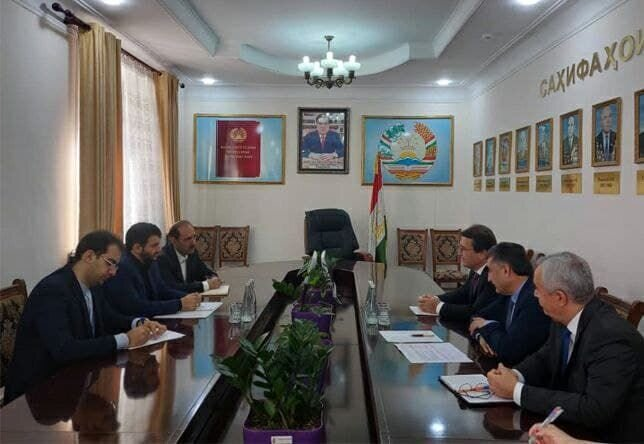 Iran's and Tajikistan cooperative and welfare ministers asserted on more cooperation