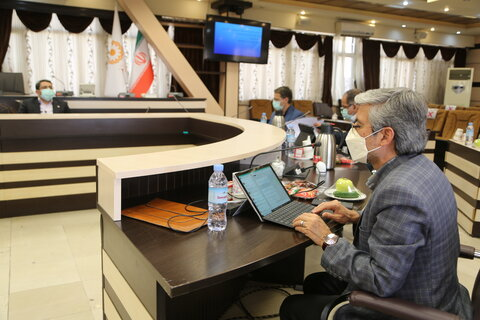شورای معاونین سازمان بهزیستی کشور