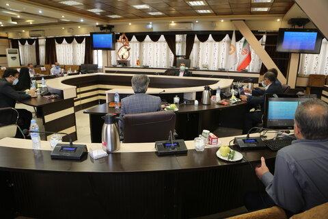 گزارش تصویری| برگزاری جلسه شورای معاونین سازمان بهزیستی کشور