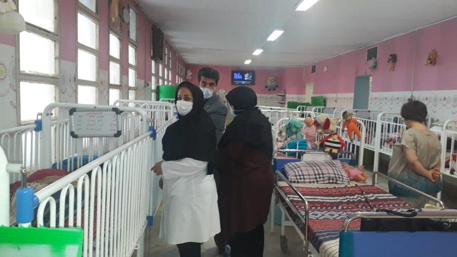 بازدید از مرکز امام علی