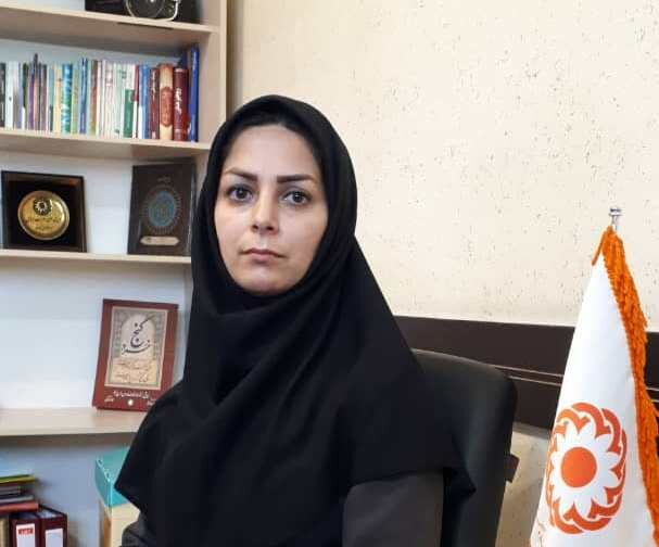 مشهد   تقدیر از نفرات برتر حوزه عفاف و حجاب بهزیستی مشهد