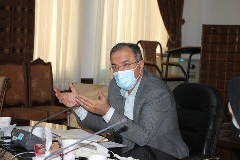 شهرتهران| جلسه شورای مشارکتهای مردمی شهرستان تهران برگزار شد