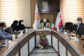 برگزاری ششمین جلسه کمیته فرهنگی و پیشگیری از اعتیاد شورای هماهنگی مبارزه با مواد مخدر آذربایجان غربی