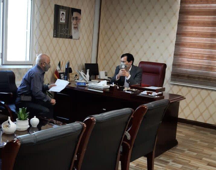 گزارش تصویری   ملاقات مردمی مدیرکل بهزیستی استان البرز با جامعه هدف
