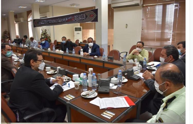 پاکدشت| برگزاری چهارمین نشست شورای هماهنگی مبارزه با موادمخدر شهرستان