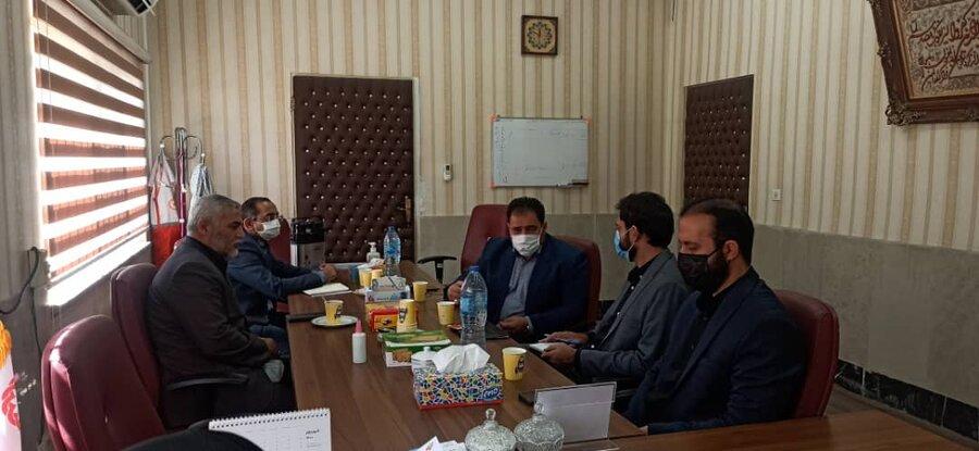 اسلامشهر  بررسی مشکلات بهزیستی با حضور اعضای شورای اسلامی شهر