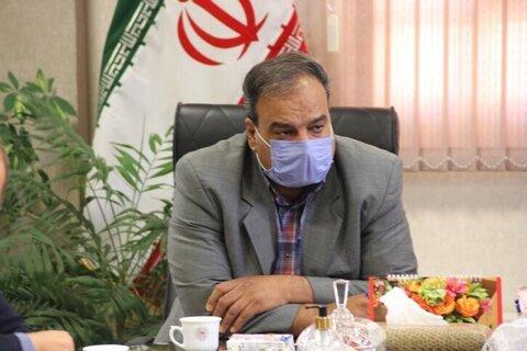 پیام مدیرکل بهزیستی استان اصفهان به مناسبت هفته دفاع مقدس