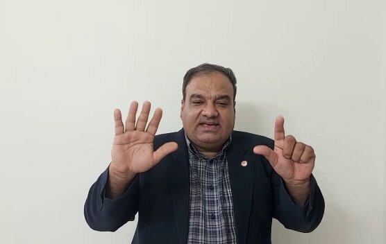 دکتر ولیاله نصر، هفته جهانی ناشنوایان را به زبان اشاره تبریک گفت