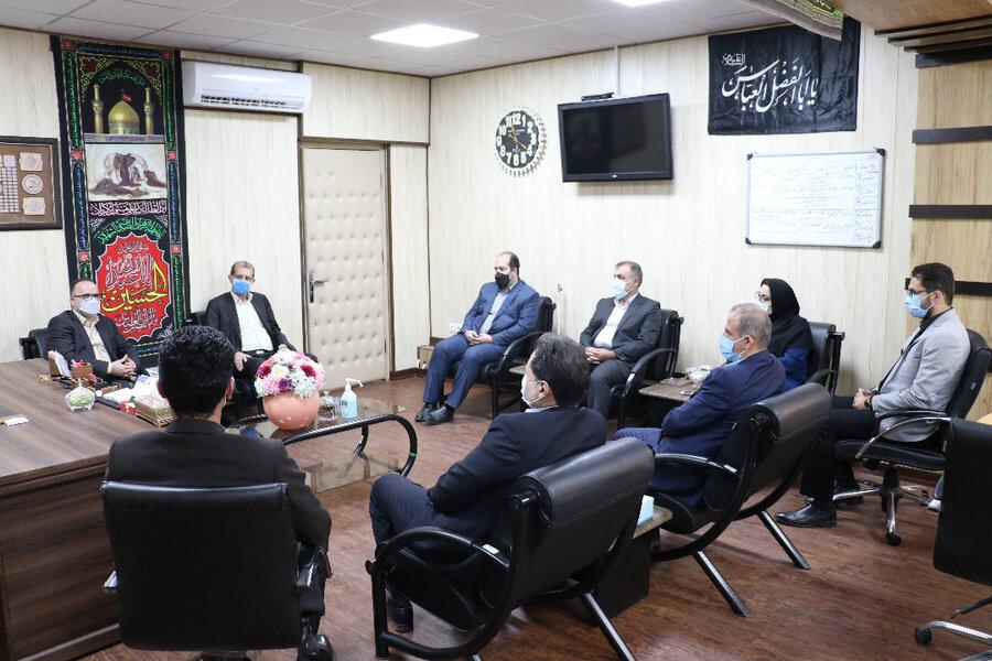 ذیحساب اداره کل بهزیستی استان گیلان منصوب شد.