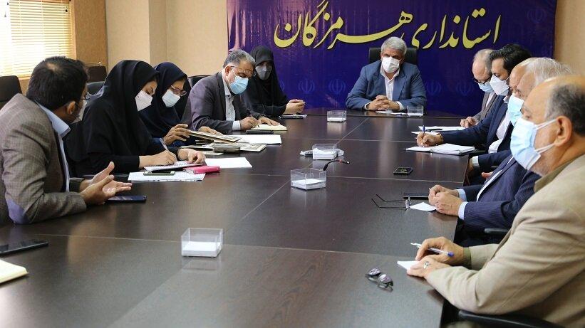 تشکیل شورای مشارکت های استان هرمزگان