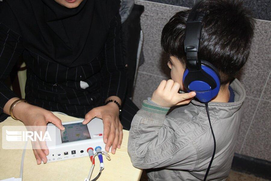 در رسانه|پنج هزار کودک همدانی غربالگری شنوایی شدند