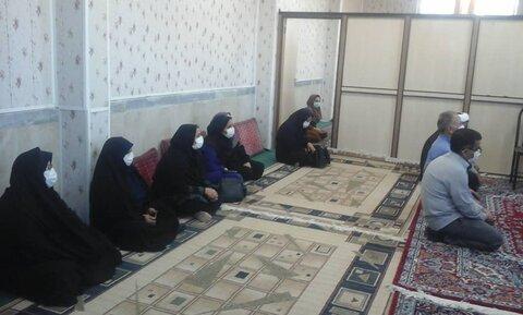 ملایر |نشست بصیرتی بمناسبت هفته دفاع مقدس