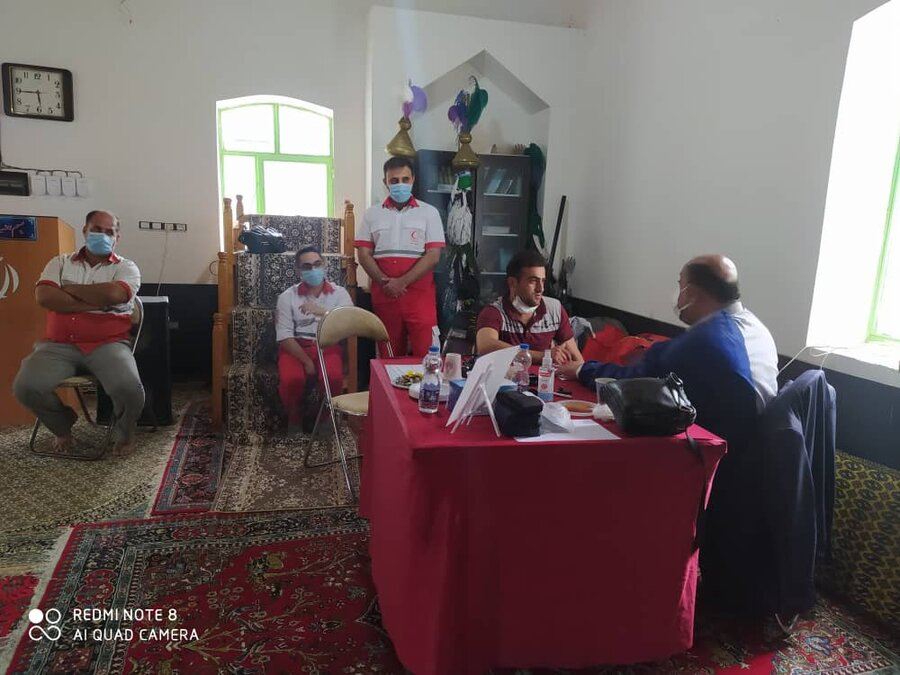 """برگزاری اردوی جهادی سردار دلها """" سپهبد شهید حاج قاسم سلیمانی """"  در ماسال"""