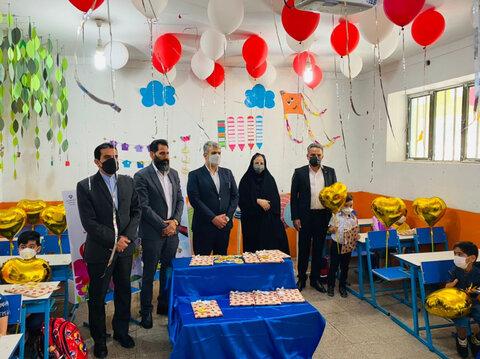 زنگ «مهر، ایثار و مقاومت» دریکی از مدارس شهر بوشهر نواخته شد