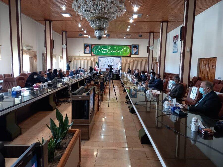 با حضور مدیرکل بهزیستی مازندران شورای گفتگو دولت و بخش خصوصی برگزار شد