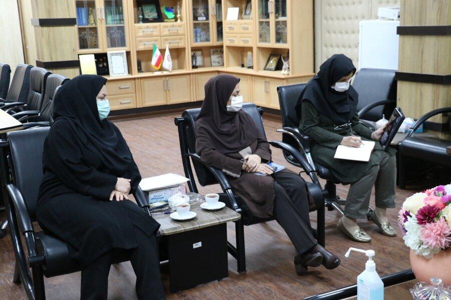 بازدید روزانه آنلاین مدیرکل بهزیستی استان گیلان از مراکز تحت نظارت