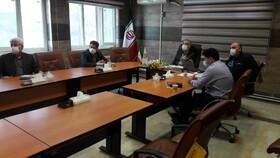 حضور مدیرکل و معاونین تخصصی بهزیستی استان اردبیل در جلسه ی ویدئوکنفرانس کشوری در خصوص مراکز + زندگی