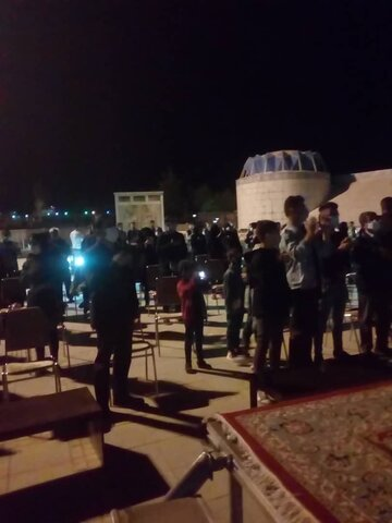 مراسم عزاداری اربعین حسینی کانون ناشنوایان استان همدان