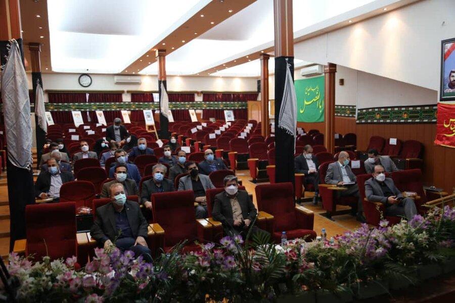 جلسه بررسی وضعیت عملکرد کمیته شهرستان ها در سامانه مراکز مثبت زندگی برگزار شد