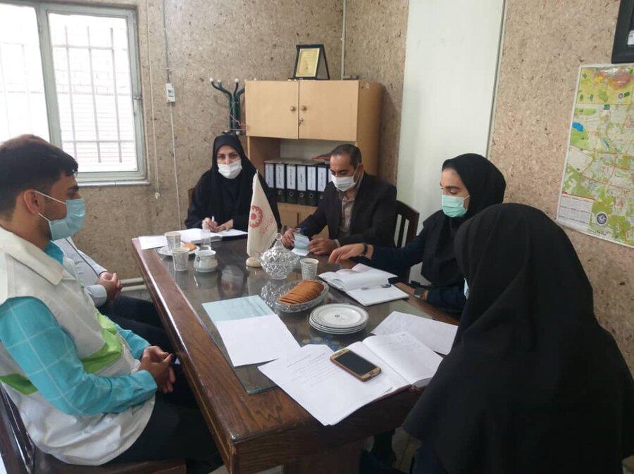 اسلامشهر  بهزیستی آماده اجرای برنامه های هفته سلامت روان