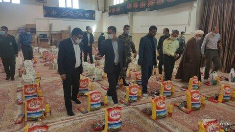 گزارش تصویری/ اجرای طرح کمکهای مومنانه در شهرستان مرند