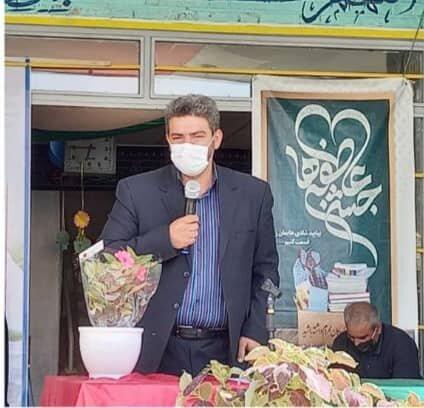 فیروزکوه| برگزاری آئین جشن عاطفهها در آموزشگاه حضرت فاطمه زهرا (س)