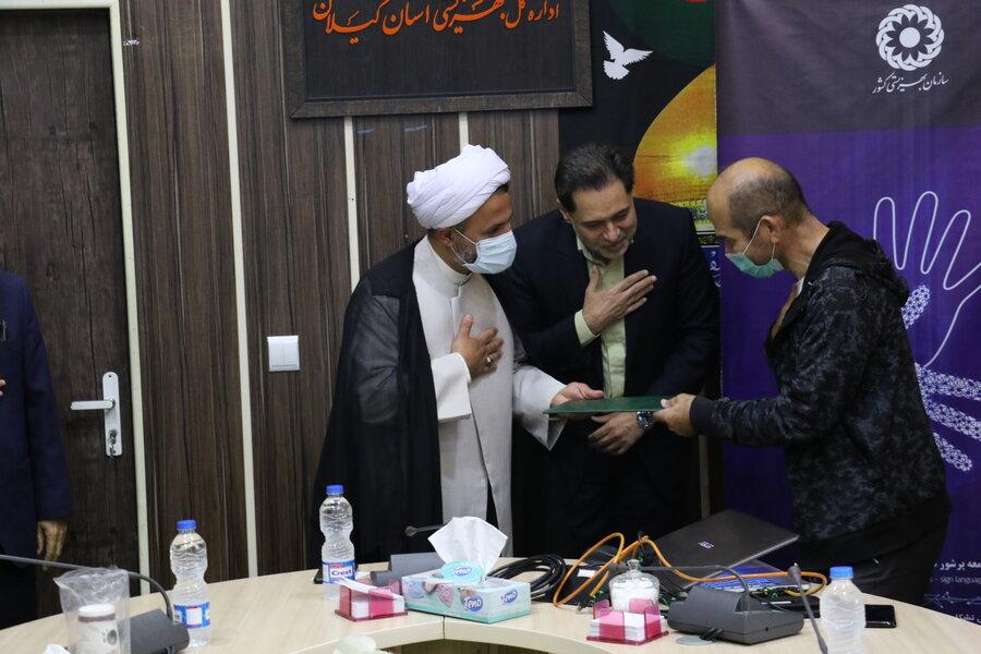 از ناشنوایان موفق استان تقدیر شد