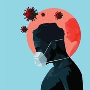 بحران کرونا میانگین سلامت روان جامعه را کاهش داده است