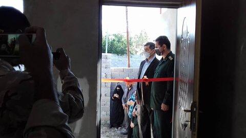محمودآباد│ افتتاح یک واحد مسکن مددجویی بهزیستی در شهرستان محمودآباد