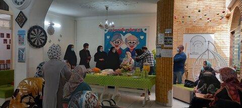 گزارش تصویری   برگزاری مراسم گرامیداشت روز جهانی سالمندان