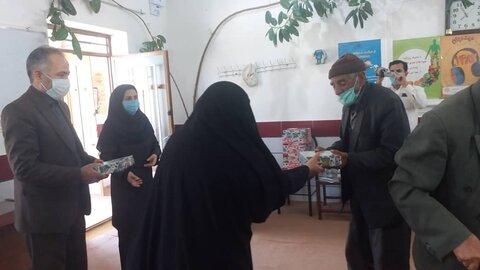 گزارش تصویری روز جهانی سالمند در شهرستان خدابنده
