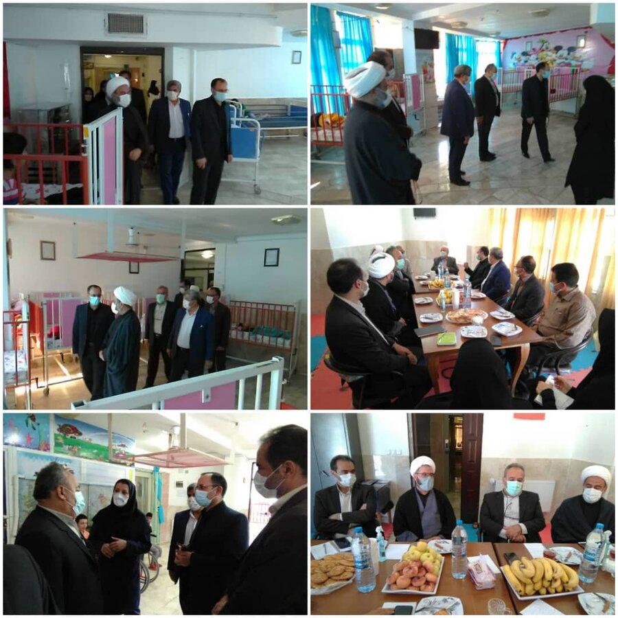 مدیرکل بهزیستی کردستان: ۵۰۰ میلیون تومان به مرکز نگهداری معلولان بیجار اختصاص یافت