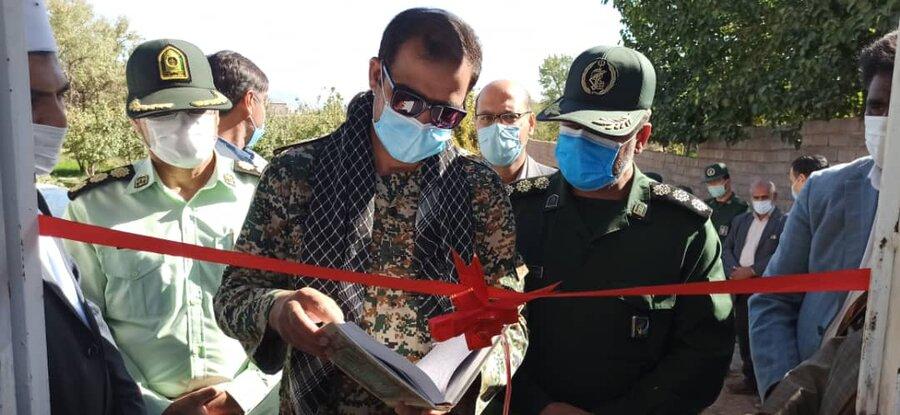 باخرز | بهرهبرداری از نخستین کمپ ترک اعتیاد در باخرز